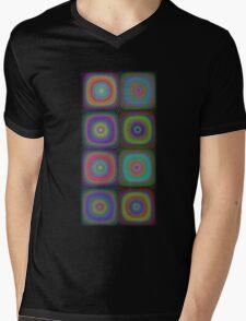 RETRO RETROGRADE Mens V-Neck T-Shirt
