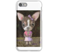 Little Chihuahua Girl iPhone Case/Skin