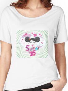 Sweet 16 Women's Relaxed Fit T-Shirt
