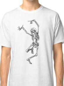 Dancer skeleton Classic T-Shirt