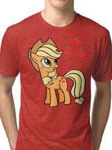 Apple Jack Tri-blend T-Shirt