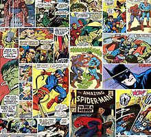 comic books  by fedeminardi
