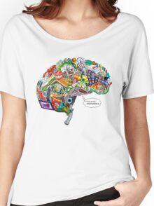 Pixelated Memories Women's Relaxed Fit T-Shirt