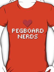 Pegboard Nerds Logo T-Shirt