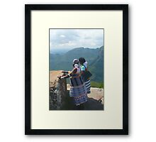 Cultural Pride ~ the VENDAs Framed Print