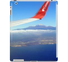 Reaching Tenerife iPad Case/Skin