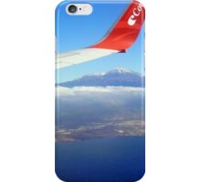 Reaching Tenerife iPhone Case/Skin