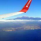 Reaching Tenerife by Janone