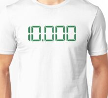 Number 10000 Unisex T-Shirt