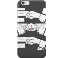Reality Check  iPhone Case/Skin