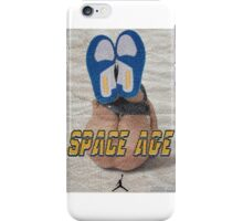 SPACE AGE AIR JORDAN 3 ' DO THE RIGHT THING '  iPhone Case/Skin