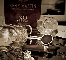 Remy Martin by David Petranker