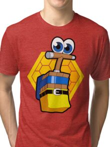 Glitter Gulch Plunger Tri-blend T-Shirt