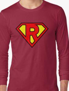 Super R Long Sleeve T-Shirt