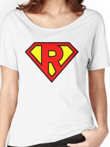 Super R Women's Relaxed Fit T-Shirt