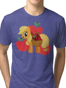 apple jack Tri-blend T-Shirt
