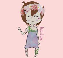 Flower Plur Girl Kids Clothes