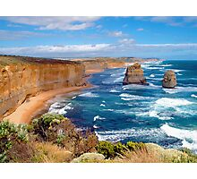 VIEW FROM THE GREAT OCEAN RD Photographic Print