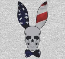 Skull Bunny Kids Clothes