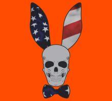 Skull Bunny Kids Clothes