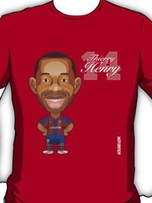 Thierry Henry t-shirt T-Shirt