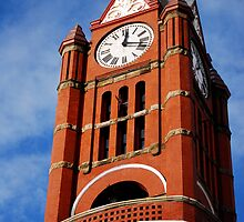 Old Clock Tower ~ Port Townsend, Washington ~ by lanebrain photography