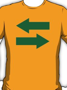 Green arrows T-Shirt