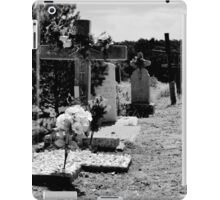 CHILLILI GRAVEYARD iPad Case/Skin