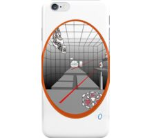 TEST CHAMBER  iPhone Case/Skin