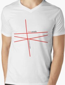 Minimalist - Love Actually #1 T-Shirt