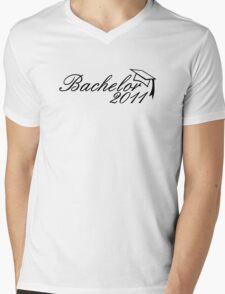 Bachelor 2011 Mens V-Neck T-Shirt