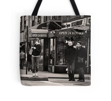 Intersection II Tote Bag