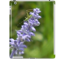 Must Be A Leaf Hopper iPad Case/Skin