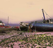 walney boat by davidautef