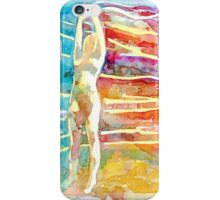 Rainbow Wind iPhone Case/Skin