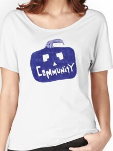 Community Halloween Women's Relaxed Fit T-Shirt