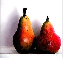 Pears - Still Life 1 by elyglen