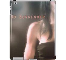 No Surrender iPad Case/Skin