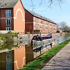 REFLECTIONS ON THE CANAL. by ronsaunders47