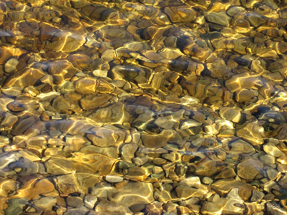 Cool Clear Water by jacqi