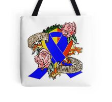 Connor Nomakeo Design Tote Bag