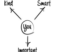 You is kind, you is smart, you is important by 92lk