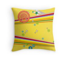 Persona 4 Pattern Throw Pillow
