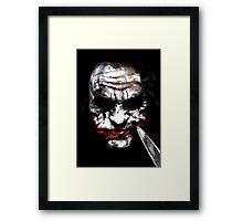 The Killing Joker Framed Print