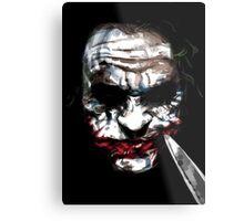 The Killing Joker Metal Print