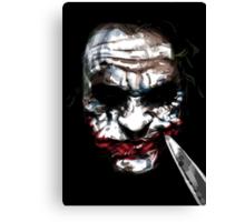 The Killing Joker Canvas Print