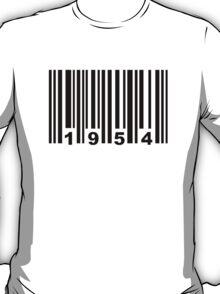 Barcode 1954 T-Shirt