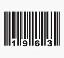 Barcode 1963 Kids Clothes