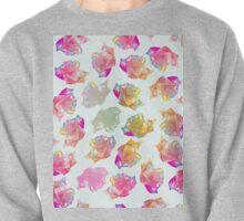 MULTICOLOURED ROSES Pullover