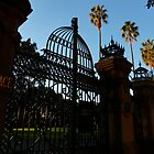 Gateway to the Palace Gardens by PhotosByG